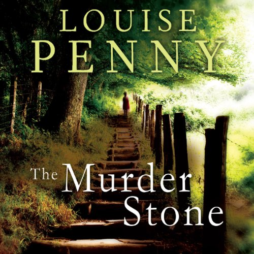 The Murder Stone audiobook cover art