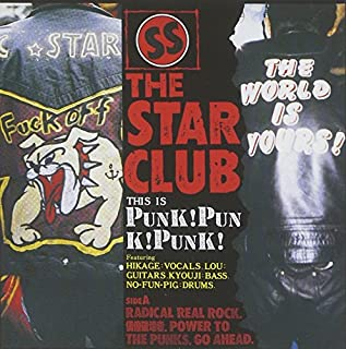 「PUNK ! PUNK ! PUNK ! + 12 TRACKS (HQ-CD EDITION)」