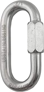 Stainless Steel 316 Quick Link 1/2