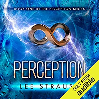Perception audiobook cover art