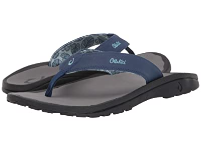 OluKai Ohana (Deepest Depths/Charcoal) Men
