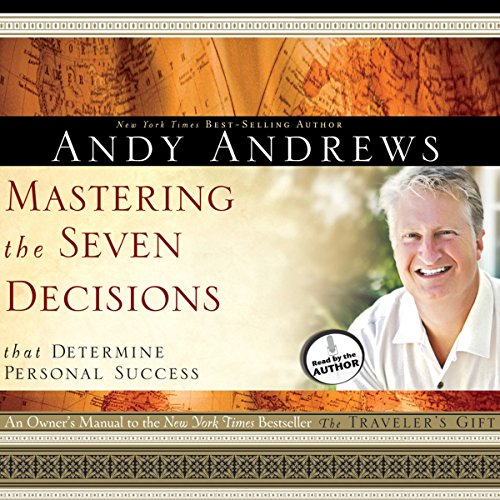 Mastering the Seven Decisions audiobook cover art