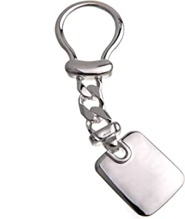 Schlüsselanhänger Schutzamulett matt mit Engelflügel