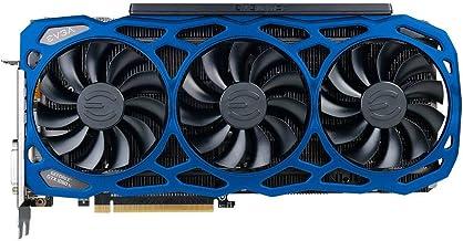 EVGA GeForce GTX 1080 Ti FTW3 ELITE GAMING BLUE, 11G-P4-6796-K3, 11GB GDDR5X, iCX Technology - 9 Thermal Sensors & RGB LED...