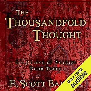 The Thousandfold Thought cover art