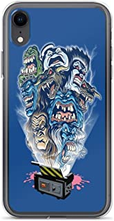 iPhone XR Case Clear Anti-Scratch Shock Absorption Trap Them All, Ghostbusters Cover Phone Cases for iPhone XR