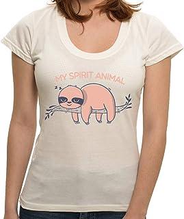 Camiseta Spirit Animal - Feminina
