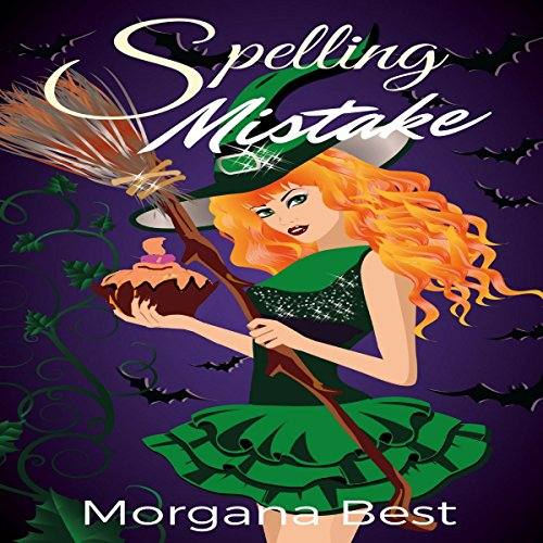 Spelling Mistake audiobook cover art