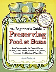 Book Review: The Beginners Guide to Preserving Food at Home