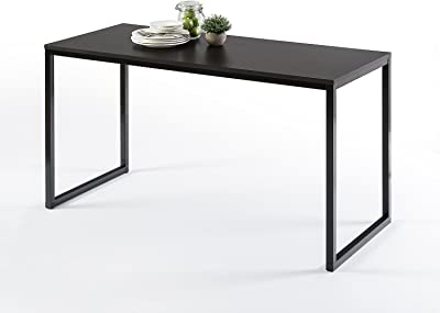 Zinus Modern Studio Collection Soho Rectangular Dining Table/Table Only/Office Desk/Computer Table, Espresso