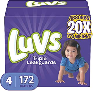 cheapest place to buy luvs diapers