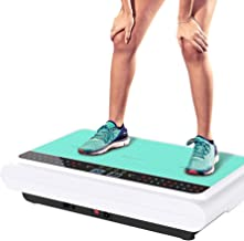 Slimming Slimming Machine Weight Loss Shake Machine Chop Meat Sports Vibration Machine Fat Burning Exercise Fitness Equipment Lazy Slimming DSB Color Green Size 53 33 12CM Estimated Price : £ 298,23