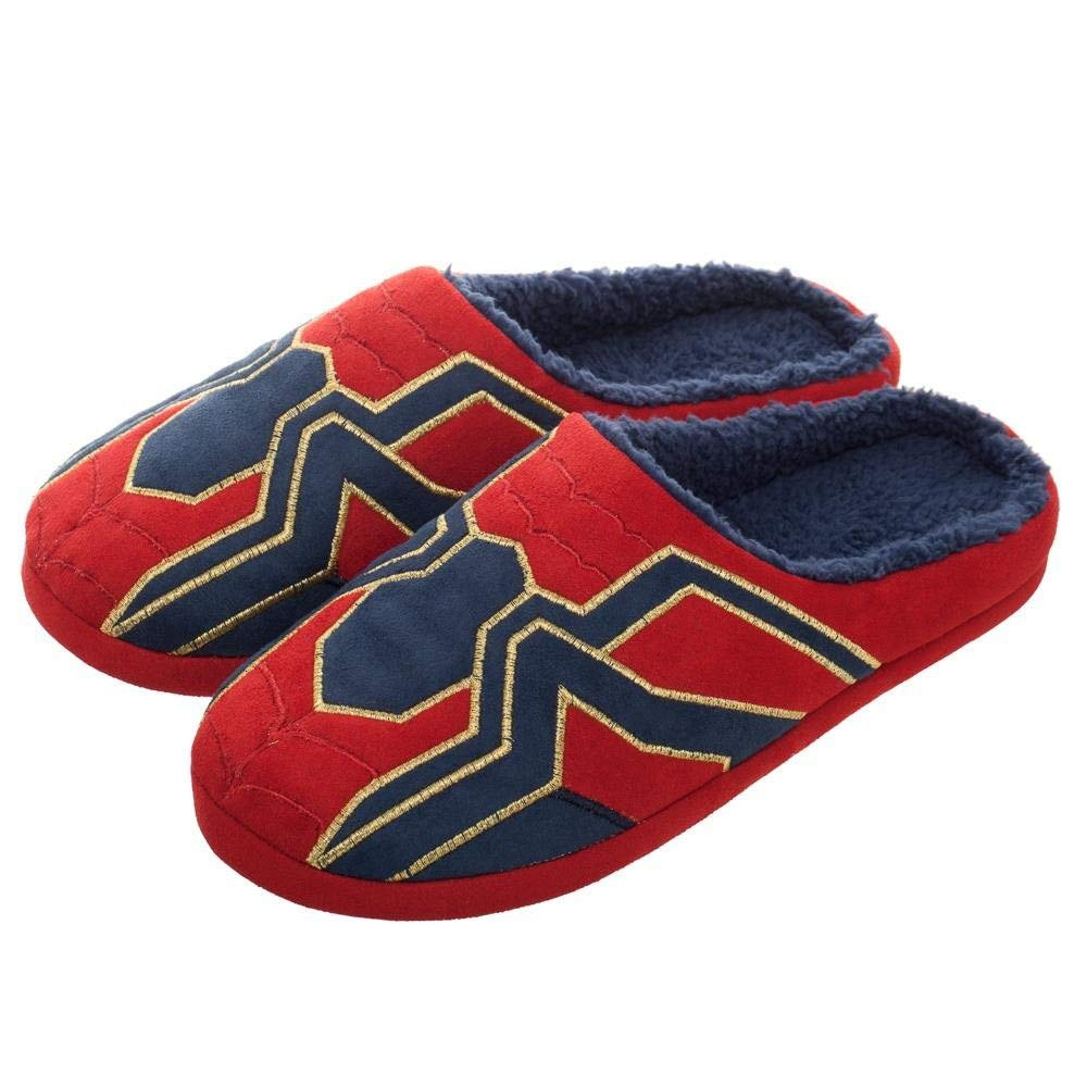 AvengersスティールスパイダーMarvel Slippers  -  Marvel Avengers Marvelアクセサリー -  Marvel Avengersアクセサリー