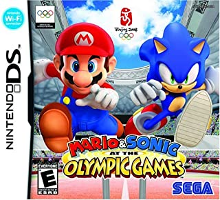 Mario & Sonic at the Olympic Games - Nintendo DS (Renewed)