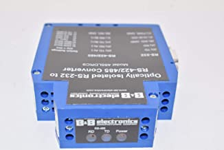 B&B Electronics 485LDRC9 RS-232 to RS-422/485 Industrial Isolated Converter