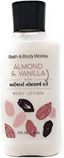 Bath & Body Works Almond & Vanilla Body Lotion 8oz