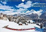 Graubünden Engadin 2018 (Wandkalender 2018 DIN A4 quer): Graubünden mit dem Engadin in 13 faszinierenden Aufnahmen (Monatskalender, 14 Seiten ) ... [Kalender] [Apr 01, 2017] Dieterich, Werner