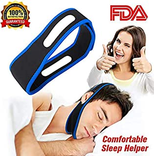 Anti Snore Snoring Chin Strap Devices for Men Women Kids, Anti Snoring Snore Chin Strap Large Bangbreak Duzel, Anti My Snoring Snore Solution, Resmed Cpap Supplies Chin Straps