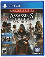 ASSASSIN'S CREED SYNDICATE PS4(輸入版:北米)