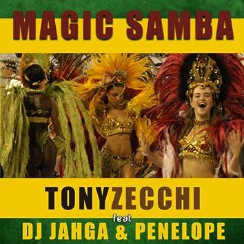 Magic Samba (feat. Dj Jahga, Penelope)