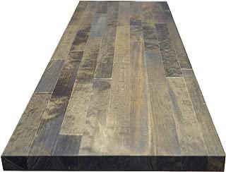 パイン集成材 【4色×150サイズから選べる】 25×500×500mm ジャコビアン色 カット対応 DIY 棚 テーブル 木材 板 BRIWAX ブライワックス