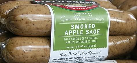 Field Roast Smoked Apple Sage Sausage 13 Oz (4 Pack)