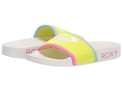 Roxy Kids Slippy Neo (Little Kid/Big Kid)