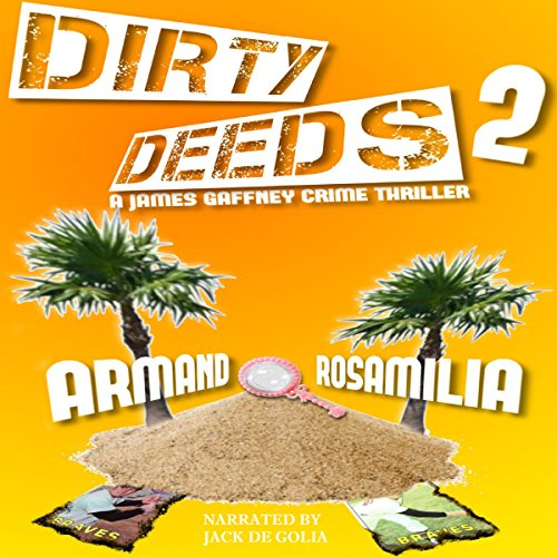 Dirty Deeds 2 audiobook cover art