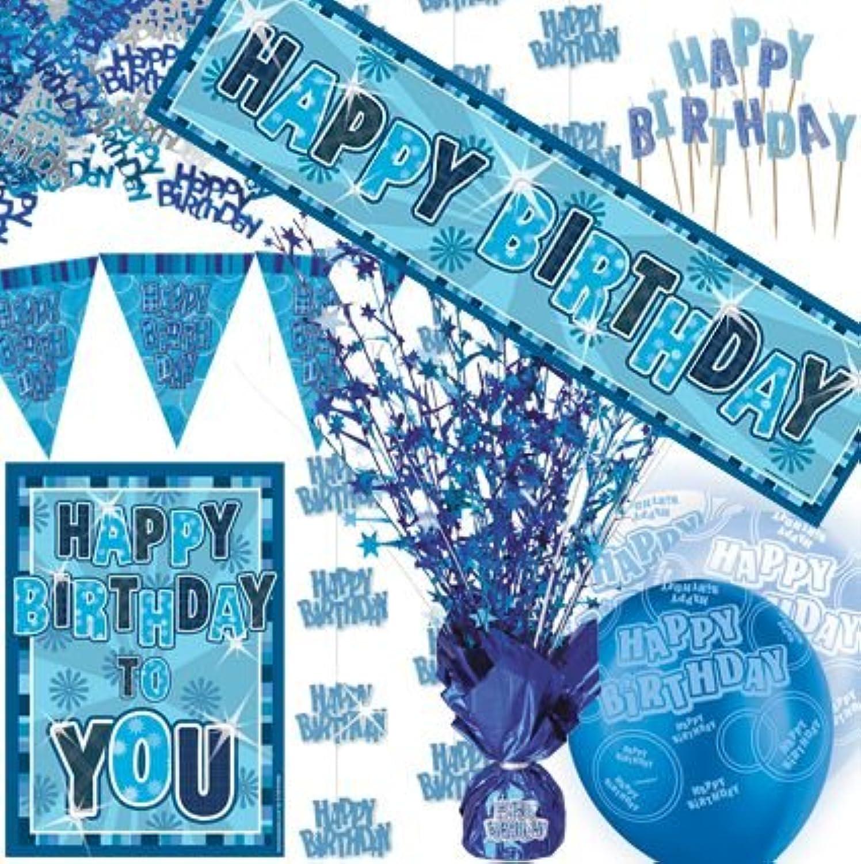 Werder Blau Glitz '18 'Dekorationspaket - Sparen Sie Geld  B07PN417MM  Schenken Sie Ihrem Kind eine glückliche Kindheit | Neuankömmling