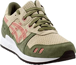 ASICS Tiger Mens Gel-Lyte III Sneakers, Size: 10 D(M) US, Color: Amberlight/Rose Dawn