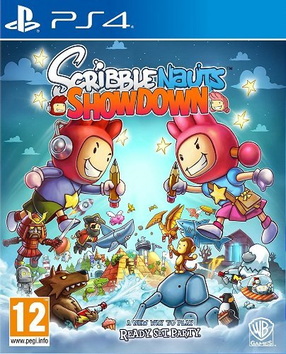 Warner Brothers - Scribblenauts Showdown /PS4 (1 Games)