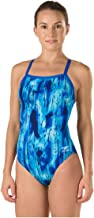 Speedo Women's Endurance+ Art School Flyback Swimsuit