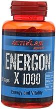 Activlab Energon X 1000 Fat Burners – Pack of 90 Capsules Estimated Price : £ 13,07