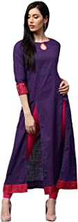 Jaipur Kurti Cotton a-line Dress