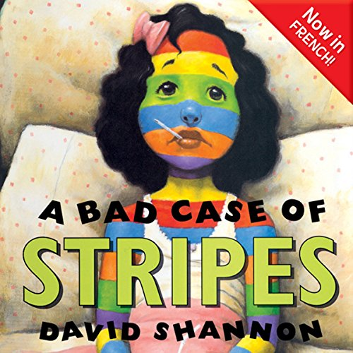 A Bad Case of Stripes cover art