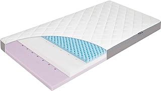 Julius Zöllner Kinder-Matratze Dr. Lübbe Light Kaltschaum Dieses Produkt enthält Tencel™ Lyocell-Fasern weiß Größe 70x140 cm Für Preis bitte klicken