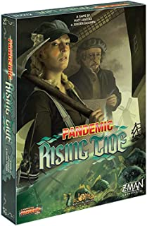 Zman Games Pandemic Rising Tide Board Game