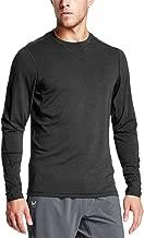 Mission Men's VaporActive Amplified Merino Long Sleeve Shirt