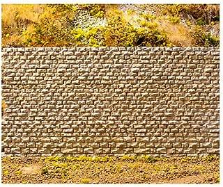 ho scale stone walls