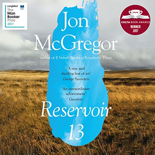 Reservoir 13 audiobook cover art