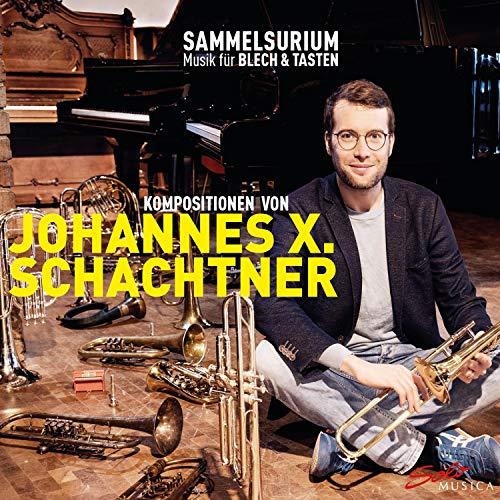 Sammelsurium No. 1 Für Vier Trompeter: IV. Meditazione. Chiarina Aida
