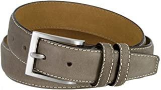Pele Belt Women Black Oil-Tanned Genuine Leather State Of Hawaii Round Buckle