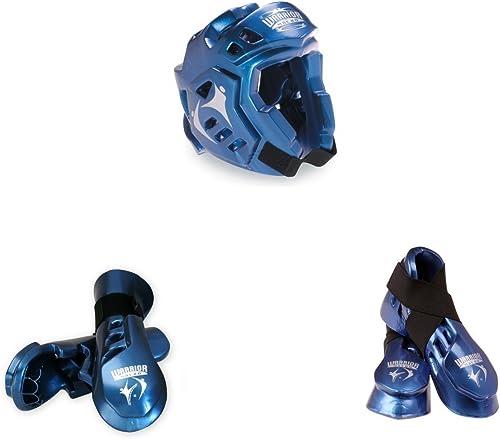 Obtén lo ultimo Macho Macho Macho guerrero 5piezas sparring Gear Set  comprar ahora