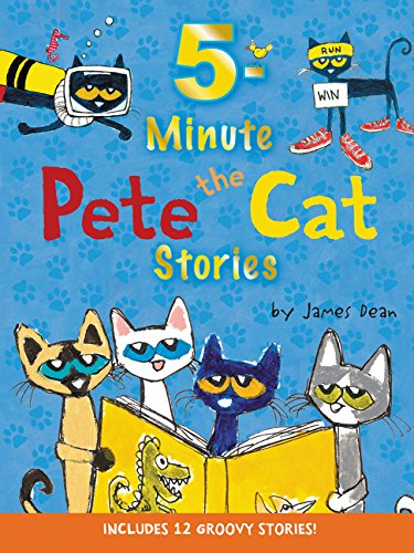 5-Minute Stories Collections as low as $4.83 (Was $12.99) **Paw Patrol, Pete the Cat, Spider-Man, Peppa Pig, and MORE**