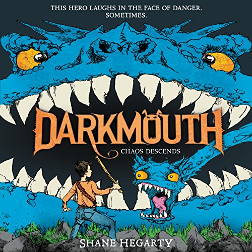 Chaos Descends     Darkmouth, Book 3              Written by:                                                                                                                                 Shane Hegarty                               Narrated by:                                                                                                                                 Andrew Scott                      Length: 7 hrs and 27 mins     Not rated yet     Overall 0.0