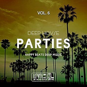 Deep House Parties, Vol. 6 (Happy Beats Deep Music)