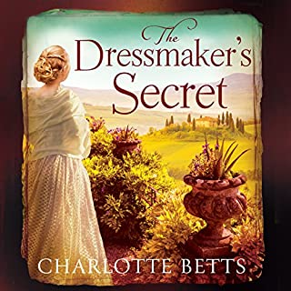 The Dressmaker's Secret                   By:                                                                                                                                 Charlotte Betts                               Narrated by:                                                                                                                                 Charlotte Strevens                      Length: 13 hrs and 2 mins     27 ratings     Overall 4.3