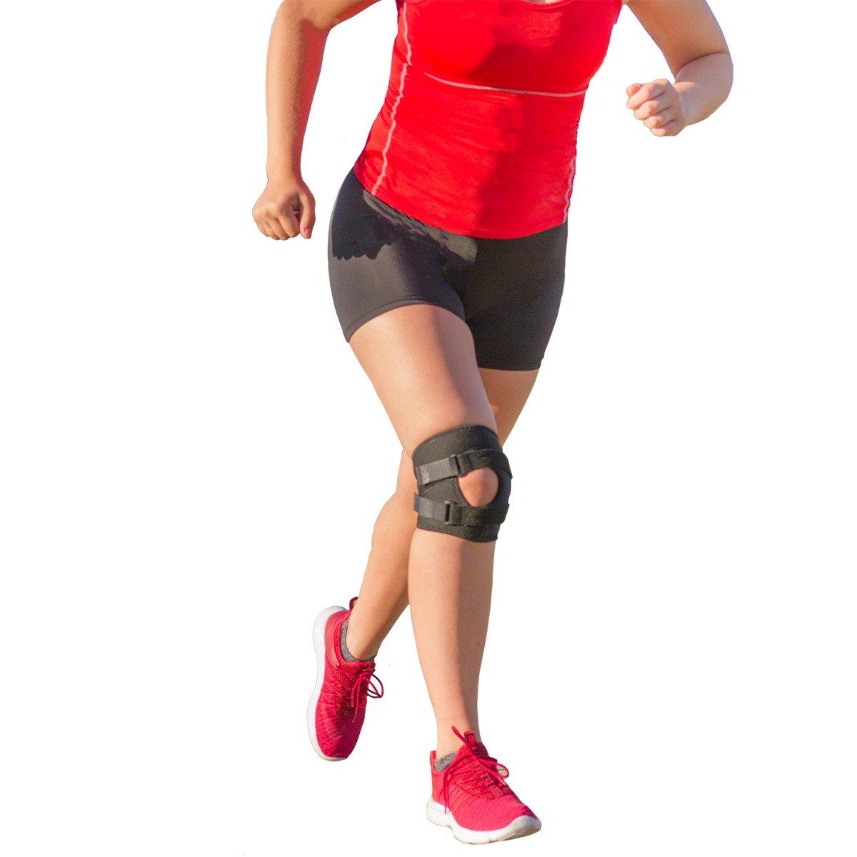 BraceAbility Basketball Stabilizer Dislocation Patellofemoral