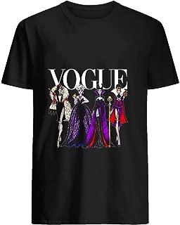 disney villain vogue shirt