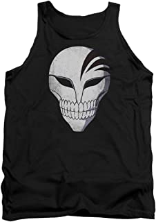 Bleach Mask Unisex Adult Tank Top for Men and Women